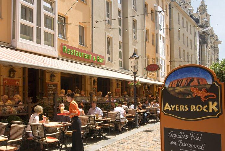 Ayers Rock In Dresden Location Dresden Nightlife